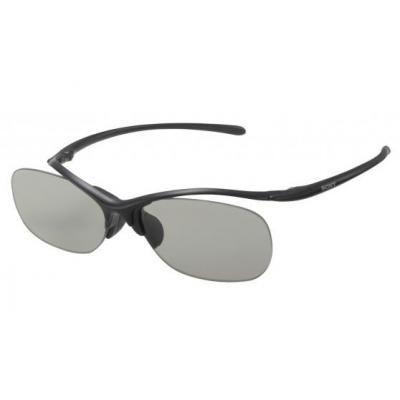 Sony 3D-Brillen: UV Light Reduction 99%, 146 x 38 mm - Zwart