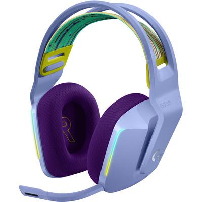 Logitech G G 733 Headset - Lila