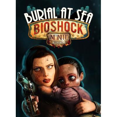 2K BioShock Infinite: Burial at Sea, Episode 2, DLC