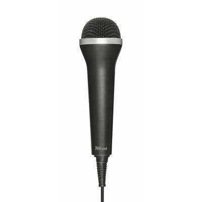 Trust STARZZ Microfoon - Zwart