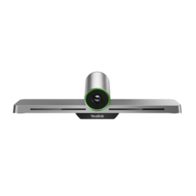 Yealink 8 MP, 30 Fps, 103°, 1080p, Bluetooth, IPv4 & IPv6, 300 x 70 x 86.6mm - Blauw,Zilver