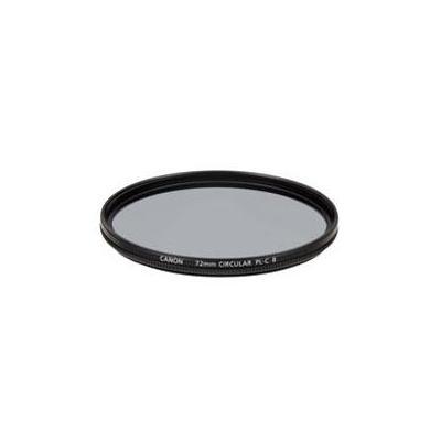Canon PL-C B Filter 72mm Camera filter - Zwart