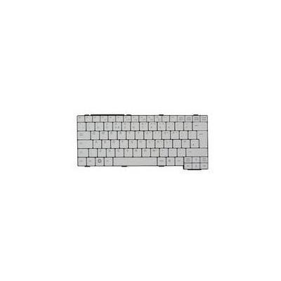 Fujitsu notebook reserve-onderdeel: Keyboard (Estonian), White - Wit