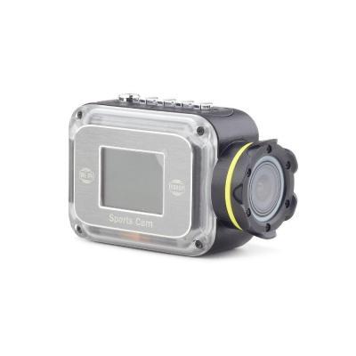 "Gembird actiesport camera: 3.81 cm (1.5 "") LCD, 2 MP/12 MP, CMOS, 1920 x 1080, Lithium 1000 mAh, SD/SDHC, 802.11 b/g/n, ....."