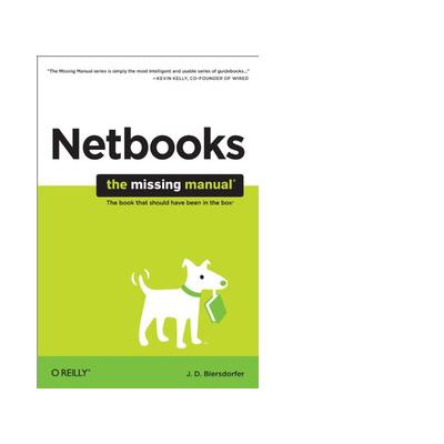 Pogue press boek: Netbooks: The Missing Manual - PDF formaat