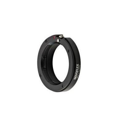 Novoflex lens adapter: Adaptor Leica M Obj. f. Sony N  - Zwart