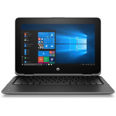 "HP ProBook x360 11 G3 EE 11,6"" Touch Celeron 4GB RAM 128GB SSD Laptop - Zwart, Blauw"
