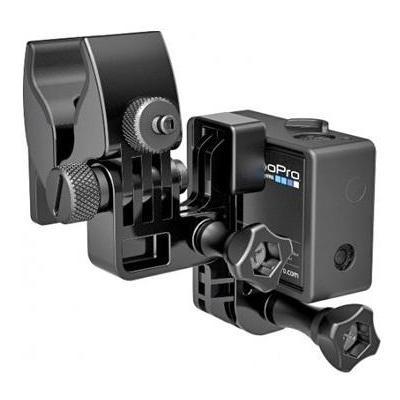 Gopro camera-ophangaccessoire: Sportsman Mount - Zwart