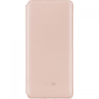 Huawei HUAWEI FLIP COVER - ROZE - VOOR HUAWEI P30 PRO