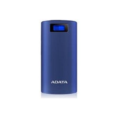 ADATA P20000D Powerbank - Blauw