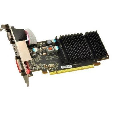 Xfx videokaart: Radeon HD 5450 1GB