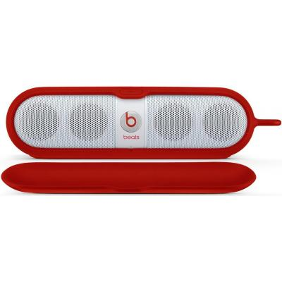Beats by dr. dre audio equipment case: Pill sleeve - Rood
