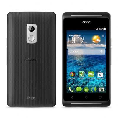 Acer smartphone: Liquid Z205 - Zwart 4GB