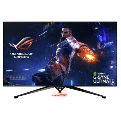"""ASUS ROG Swift PG65UQ 64,5"""" 4K UHD VA Gaming Monitor - Zwart"""