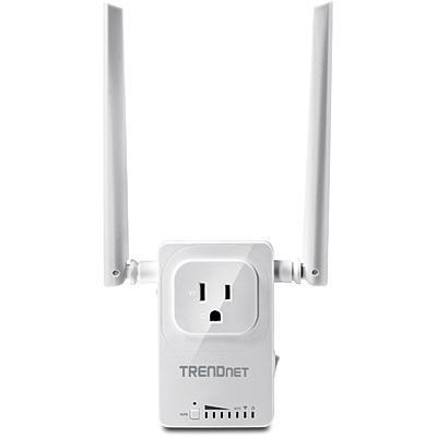 Trendnet netwerk verlenger: Home Smart Switch, w / WiFi AC750 Extender, Dual Band