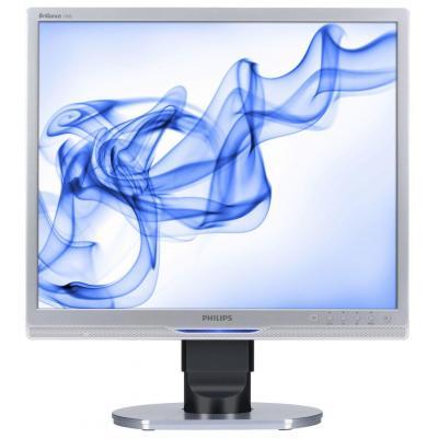 Philips monitor: Brilliance LCD-monitor 190B9CS/00 - Zilver (Refurbished LG)