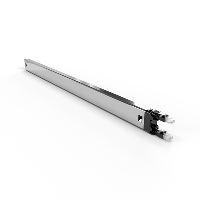 PATCHBOX ® Plus+ Cat.6a Cassette (UTP, Black, 1.8m / 30RU) Netwerkkabel - Zwart