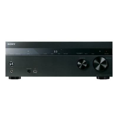 Sony reciever: 7.2 kanaals AV-ontvanger met hoge resolutie, Bluetooth, NFC, Wi-Fi en SongPal - Zwart
