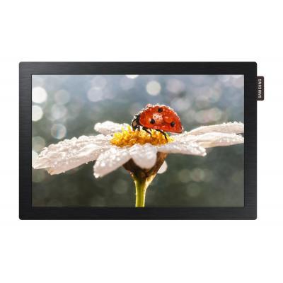 "Samsung public display: WXGA General Display 10"" DB10E-P - Zwart"