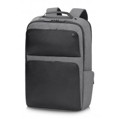"Hp rugzak: Executive Backpack 17.3"" - Zwart, Grijs (Renew)"