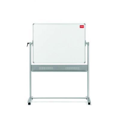 Nobo whiteboard: Prestige Mobiele Bord (1200x900) van email, magnetisch - Wit