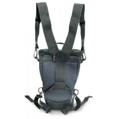 Lowepro cameratas: Topload Zoom Chest Harness - Zwart