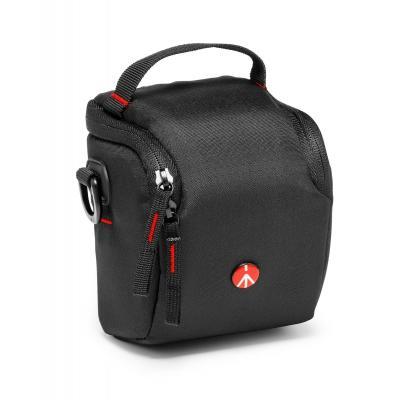 Manfrotto Essential camera holster XS for CSC Cameratas - Zwart
