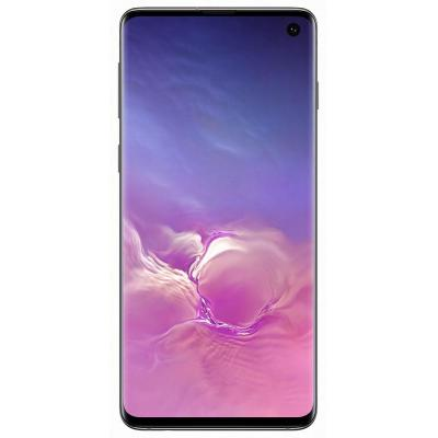 Samsung smartphone: Galaxy S10 128GB Dual SIM Zwart