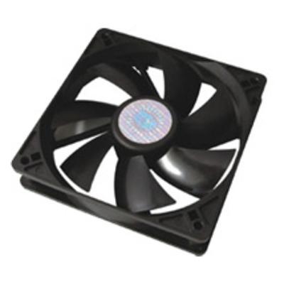Cooler Master Silent Fan 120 SI1 Hardware koeling - Zwart