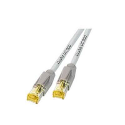 EFB Elektronik 0.5m, RJ45 Netwerkkabel - Grijs