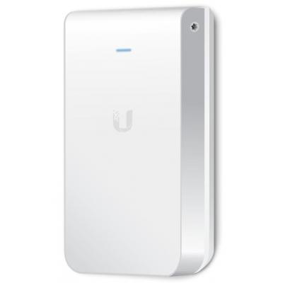 Ubiquiti Networks UniFi AC In-Wall HD Access point - Wit