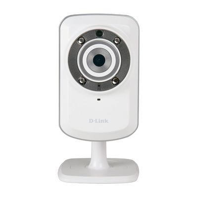 D-Link DCS-932L Beveiligingscamera