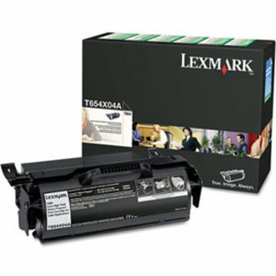 Lexmark T654X80G cartridge