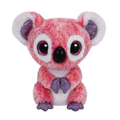Ty stuffed toy: Kacey - Roze, Paars