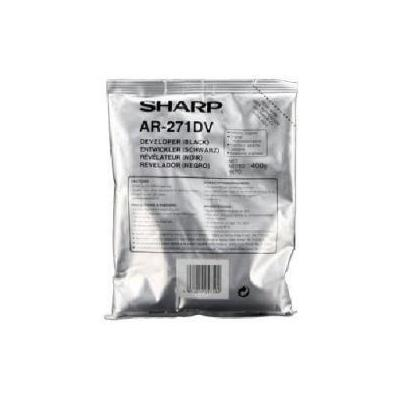 Sharp Developer Black 75000 pages Toner - Zwart