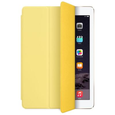 Apple tablet case: iPad Air Smart Cover - Geel