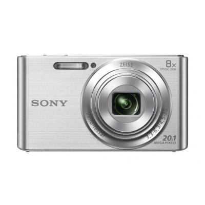 Sony digitale camera: Cyber-shot DSC-W830 - Zilver