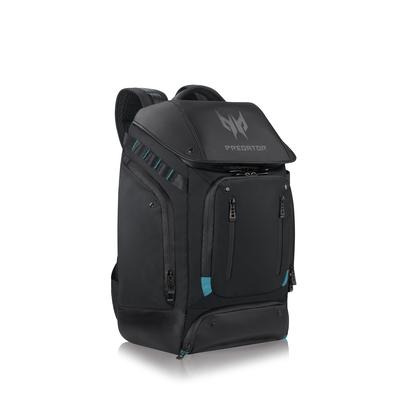 Acer rugzak: Predator Utility - Zwart, Blauw