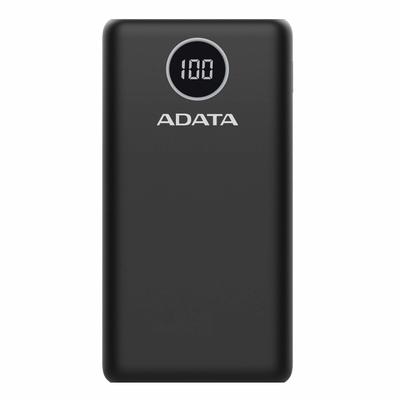 ADATA P20000QCD Powerbank - Zwart