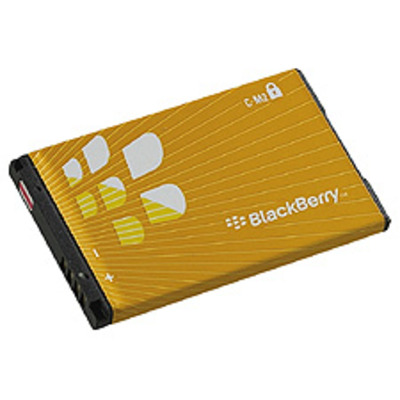 BlackBerry Pearl Extra Battery Mobile phone spare part - Oranje