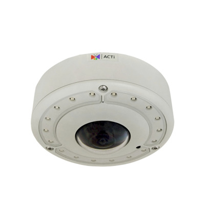 ACTi B76A Beveiligingscamera - Wit