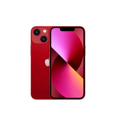 Apple iPhone 13 mini 512GB Red Smartphone - Rood
