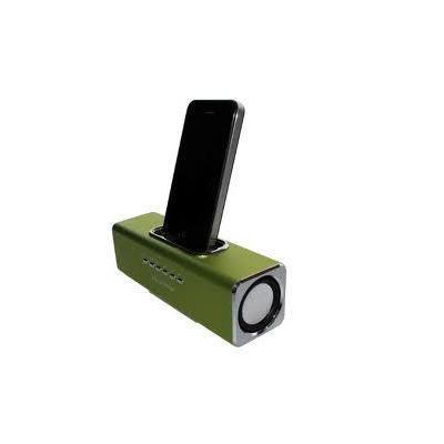 Technaxx MP3 speaker: MusicMan - Groen