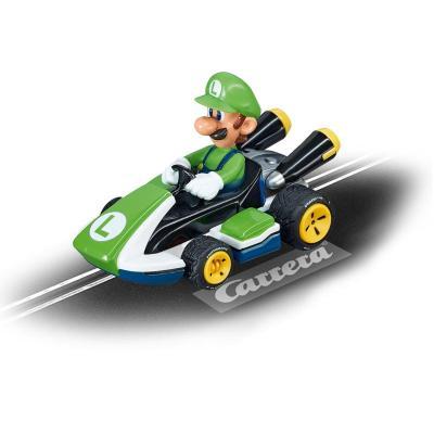 Carrera toy vehicle: Nintendo Mario Kart 8 - Luigi - Veelkleurig