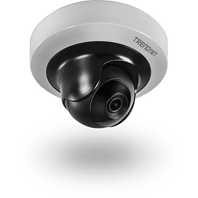 Trendnet TV-IP410PI Beveiligingscamera - Beige, Wit