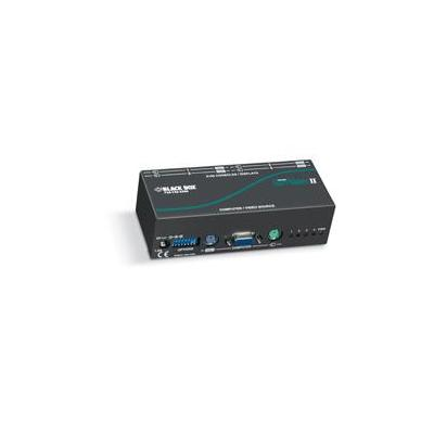 Black Box ServShare II KVM switch - Zwart