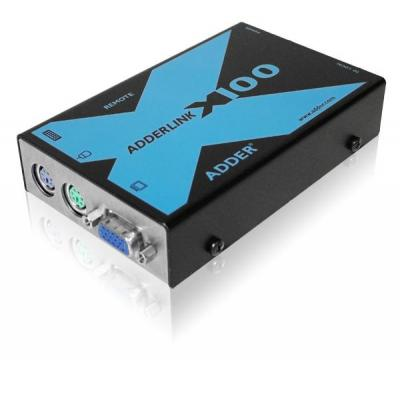 ADDER X100-USB/P-EURO console extender