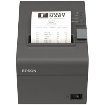 Epson pos bonprinter: TM-T20II (002) - Grijs