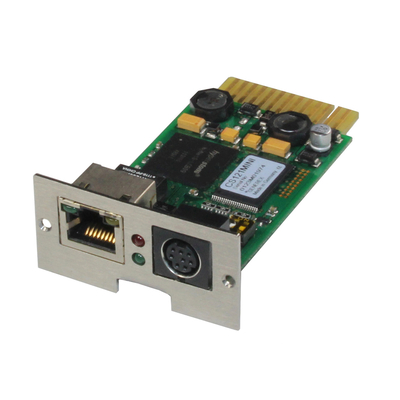 Salicru SNMP Card GX5 CS141Mini for SPS ADV T, SPS ADV R, SPS ADV RT2, SLC TWIN RT2, SLC TWIN PRO2 - Groen