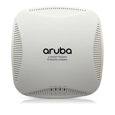 Hewlett Packard Enterprise Aruba AP-205 Dual 2x2:2 802.11ac Access point - Wit
